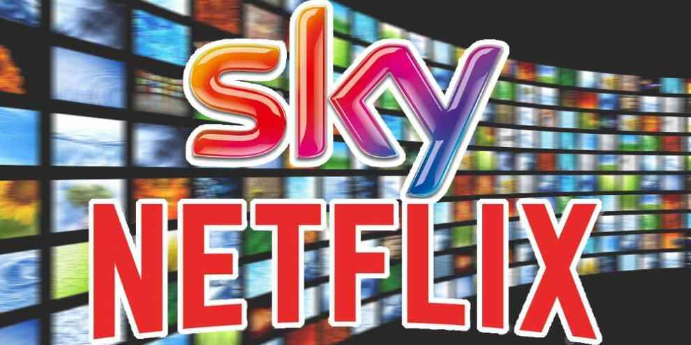 Sky+Netflix