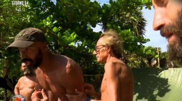 isola-dei-famosi-lite-amaurys-simone-barbato