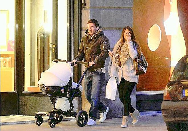 Ciro Messi il terzo figlio di Messi