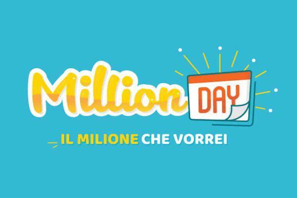 estrazioni million day 24 marzo