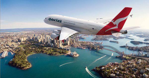Risultati immagini per volo in australia