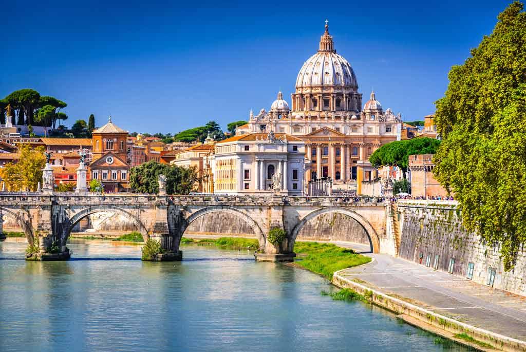 Settimana Santa 2018 a Roma, con papa francesco