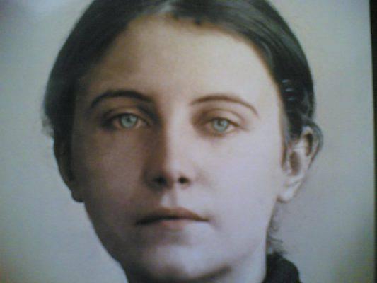 Santa Gemma Galgani Frizzi
