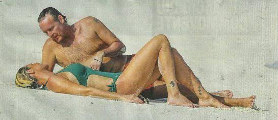Simona Ventura e Gerò CarraroSimona Ventura e Gerò Carraro