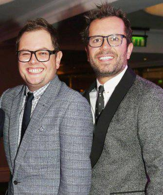 Alan Carr e Paul Drayton