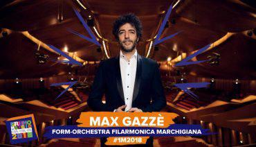 Max Gazzè concerto PrimoMaggio