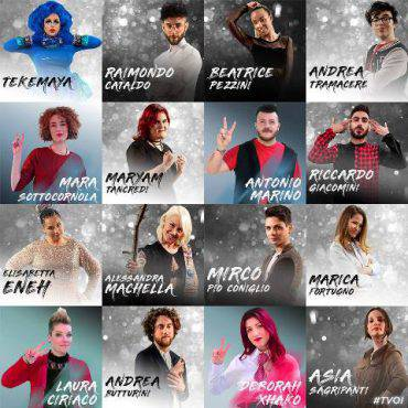semifinali the voice