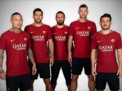 as roma nuovo sponsor