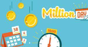 Million Day un milione di euro