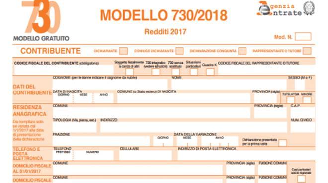 Modello 730 precompilato 2018 come funziona e come si usa for Scadenza modello 730 anno 2017