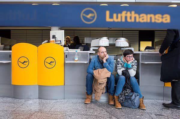 Sciopero Lufthansa