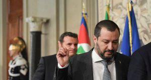 Incontro Di Maio-Salvini