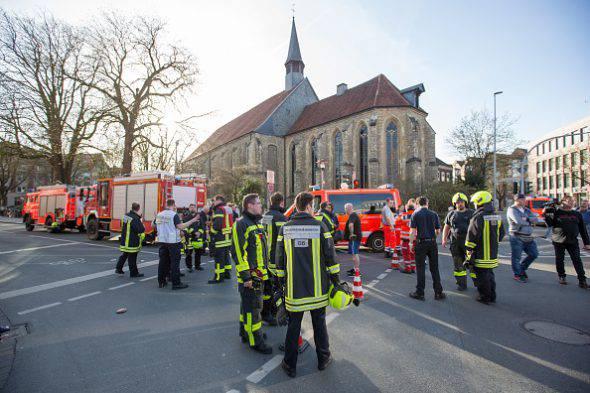 Furgone contro la folla in Germania, è attentato. Ci sono