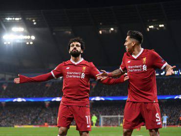 Roma-Liverpool Salah