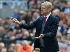 Wenger lascia l'Arsenal