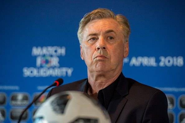 Ancelotti allenatore della Nazionale