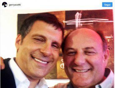 Gerry Scotti e Fabrizio Frizzi