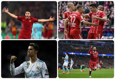 sorteggi Champions League semifinali