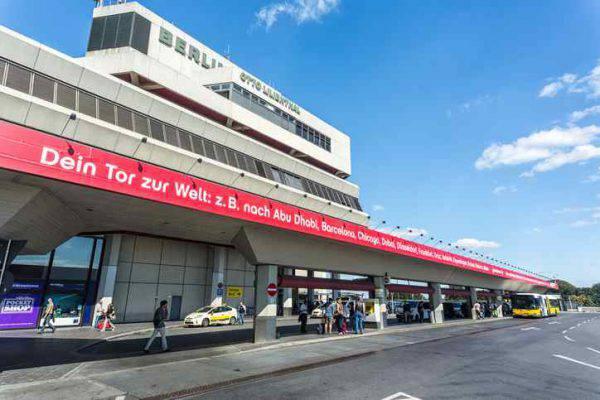 Come raggiungere Berlino dall'aeroporto di Tegel