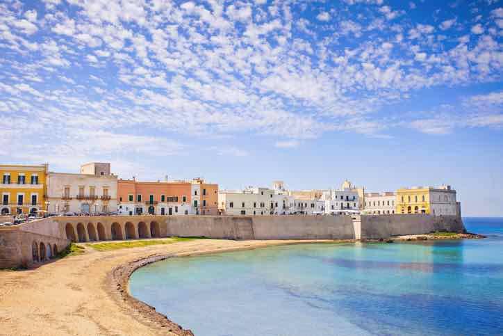 Spiagge bambini Puglia 2018