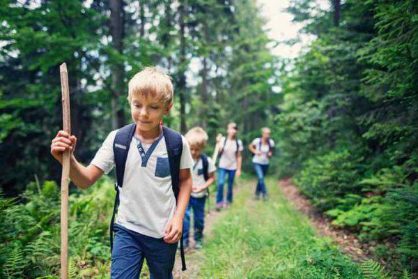 Ponte Primo Maggio 2018 con i bambini