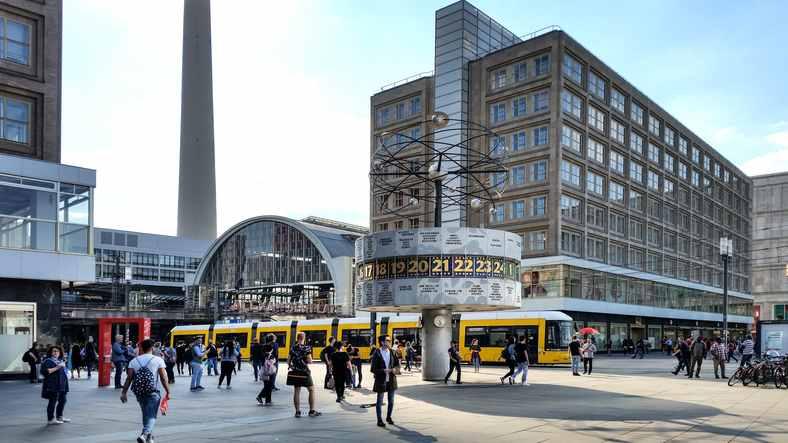 collegamento Schonefeld alexanderplatz - Forum Berlino ...