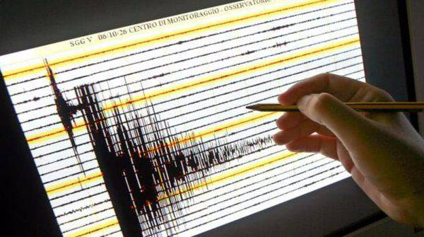 terremoto molise 4.8 magnitudo