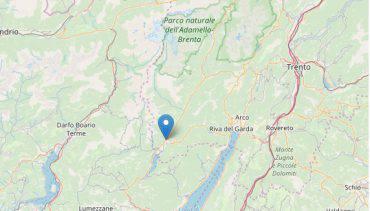 terremoto Trentino