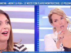 Barbara D'Urso Alessia Mancini
