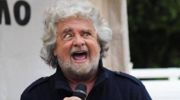 Movimenti 5 stelle colpo di stato Beppe Grillo