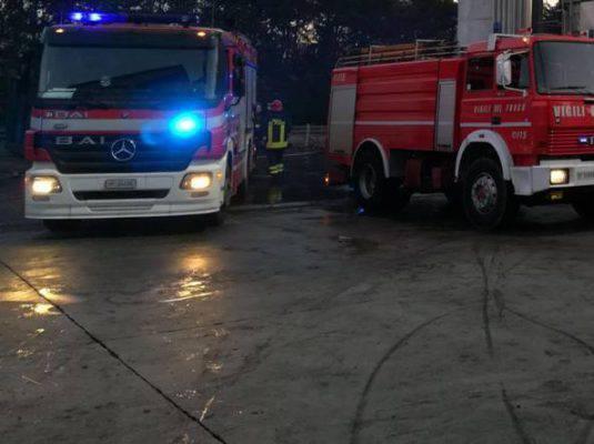 A fuoco un appartamento a Grado: madre e figlio morti soffocati