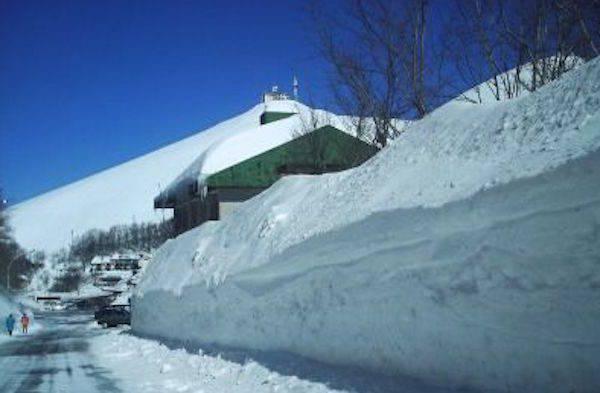 Neve al Terminillo