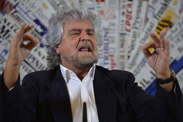 """Beppe Grillo: """"Il Governo? Se puntiamo a migliorare la vita delle persone si farà"""""""