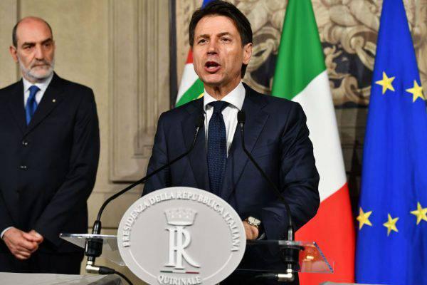 Nuovo Governo, chi sono i ministri nominati dal premier Conte