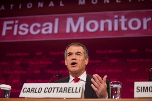 Carlo Cottarelli premier incaricato, ecco le sue prime parole