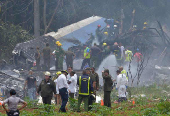 Disastro aereo di Cuba, c'è una vittima italiana