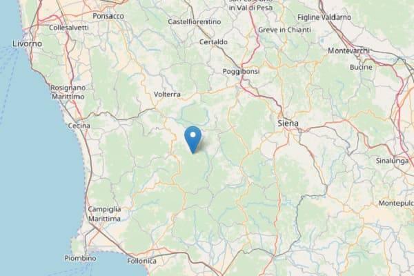 terremoto provincia pisa