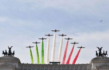 Aeronautica Militare Antonio Carbone