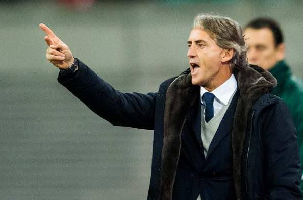 Mancini allenatore della Nazionale Italiana di Calcio