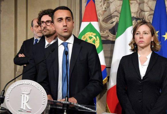 Luigi Di Maio Mattarella