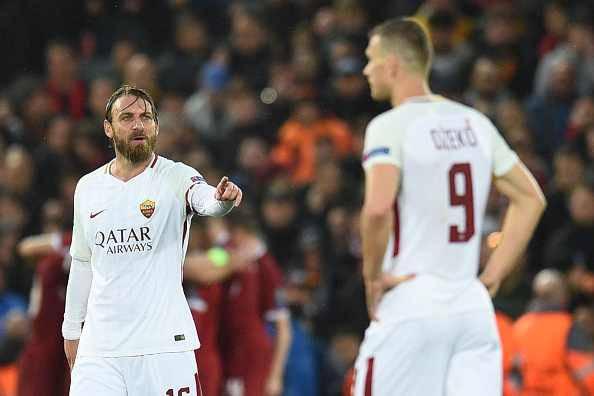 Roma in finale di Champions League