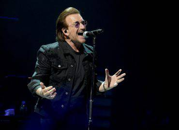 Bono Vox (Getty Images)