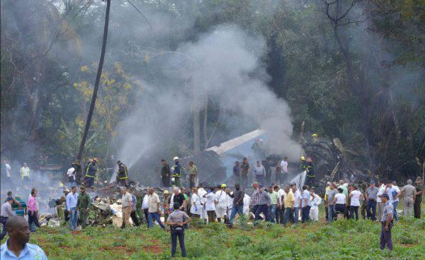 Cuba, schianto aereo di linea: 104 morti, è una strage - VIDEO
