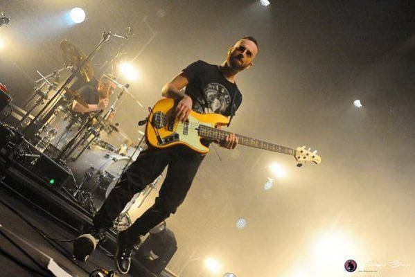 vasco rossi bassista