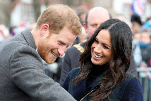Matrimonio Harry E Meghan : Matrimonio di harry e meghan dove vedere il royal wedding