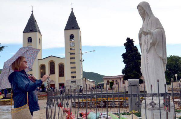 Messaggio della Madonna di Medjugorje di oggi 25 maggio 2018