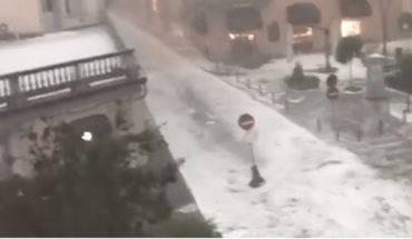 Milano bomba d'acqua