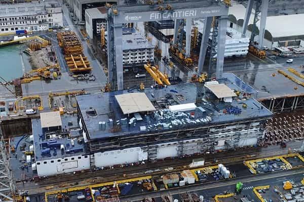 Incidente alla Fincantieri di Monfalcone: muore un operaio friulano di 19 anni