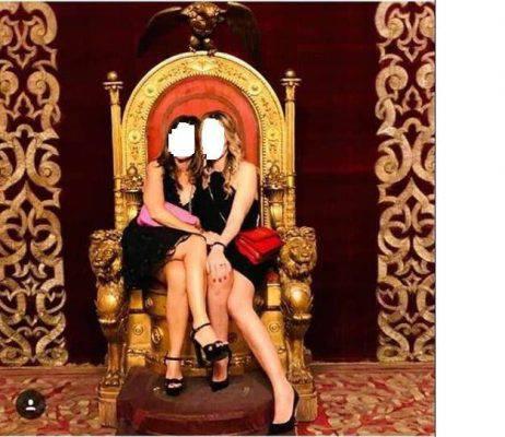 """Selfie in 4 sul trono del Palazzo Reale, Borrelli: """"E' inammissibile"""""""