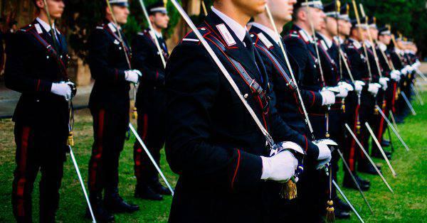 Concorsi: pubblicato bando per il reclutamento di allievi carabinieri